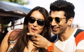 улыбка, часы, актеры, солнечные очки, болливуд, shraddha kapoor, шраддха капур, адитья рой капур