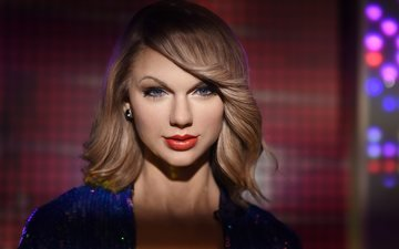 girl, look, hair, face, singer, taylor swift