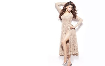 girl, dress, pose, model, hair, lips, face, actress, figure, celebrity, bollywood, indian, urvashi rautela, urvashi has rautela