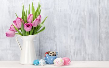 spring, tulips, easter