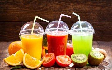 фрукты, сок
