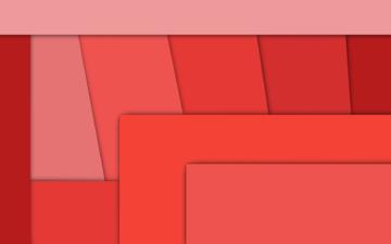 линии, красный, материал, геометрия