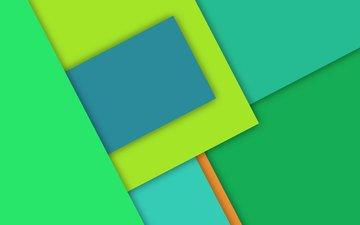 абстракция, линии, цвет, материал, геометрия