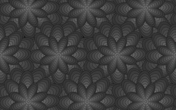 texture, background, pattern, black and white