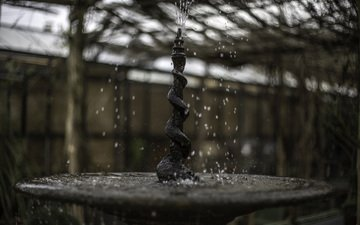 water, macro, drops, squirt, fountain, felix belloin