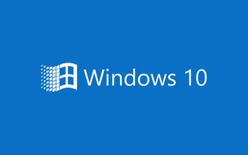 logo, os, betriebssystem, vinda, windows 10