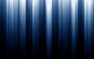 абстракция, линии, синий, цвет, оттенки