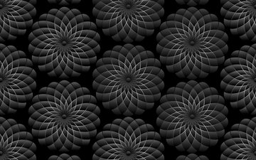 texture, background, pattern, black and white, form, graphics, 3d