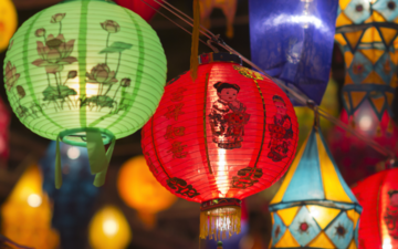 light, lights, lanterns