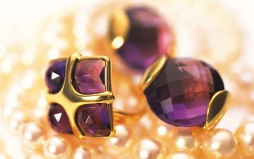 кольца, жемчуг, ювелирные изделия, ювелирные украшения