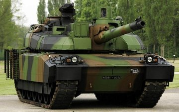 france, main, battle tank, amx 56 leclerc