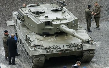 india, main, battle tank, arjun mk ii