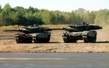 main, battle tank, germahy, leopard 2a6