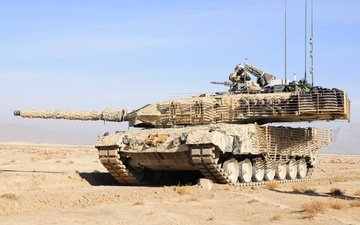 desert, soldiers, camouflage, leopard 2a, german tank