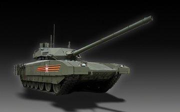 россия, бронетехника, танк т-14 «армата»