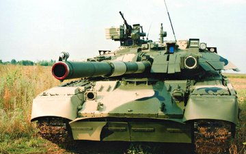 ukraine, main, battle tank, t-64б1м bulat