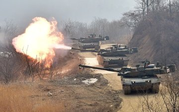 south korea, main, battle tank, k2 black panther