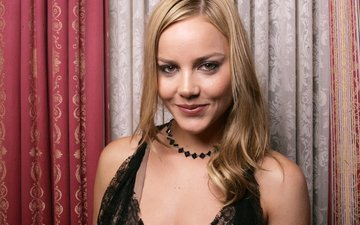 girl, smile, look, hair, face, actress, abbie cornish
