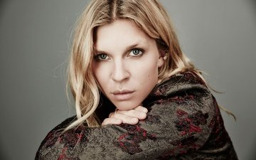 girl, portrait, look, hair, face, actress, clemence, poezi, clemence poesy