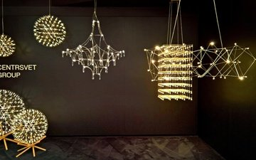 light, style, interior, lamp, exhibition, centrebet grup, art design