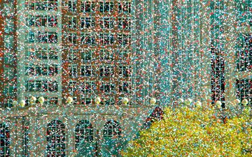 абстракт, узор, праздники, дектоп, торжество, бостон, конфетти, легкие, бечевка, red sox parade, copley square, festivity, lot
