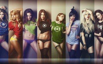 wallpaper, girls, girls wallpaper