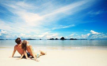 sea, beach, stay, 16