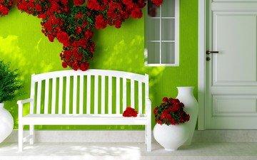 dver-okno-lavochka-cvety