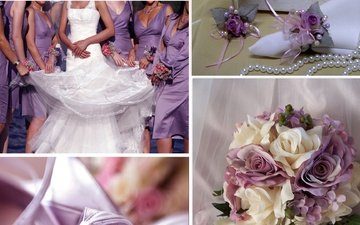 невеста, подружки