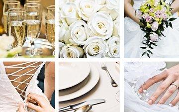 wedding, celebration, decor