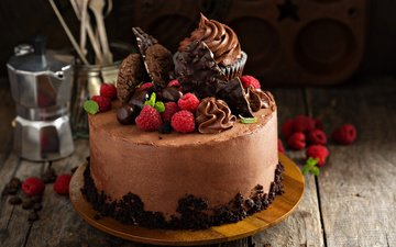 cakes, chocolate