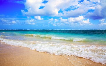 landscape, sea, beach, 14