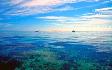 море, лодка, остров, 6