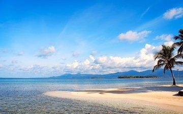 море, пляж, тропики, 10