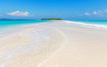 море, пляж, остров, 13