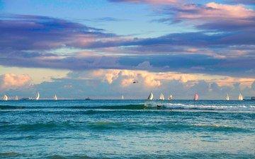 sea, yachts, 4