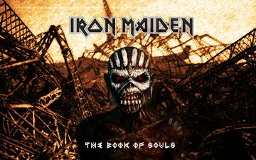 metall, zombies, england, rock, schädel, album, рокгруппа, iron maiden