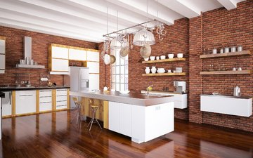 design, kitchen, modern
