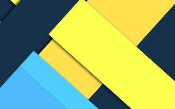 абстракция, линии, окрас, материал, геометрия, голубая, дезайн