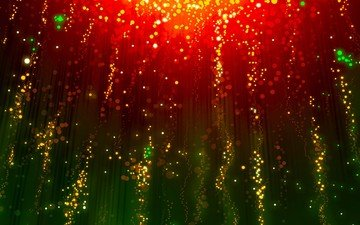 light, art, abstraction, background, glow, graphics, fireworks