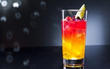 напиток, фрукты, коктейль, стакан, алкоголь, текила, stockphoto24
