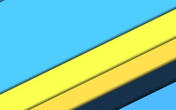 yellow, texture, line, blue, color, material, heavenly, design