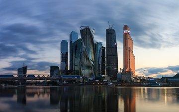 moskau, russland, moskau-city, alexey pavlov