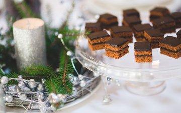 новый год, рождество, сладкое, десерт, пирожное, karolina grabowska