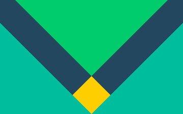 абстракция, фон, треугольник, геометрия