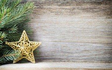 новый год, елка, звезда, рождество