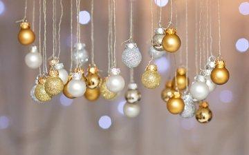новый год, шары, елочные игрушки, nevena zlateva