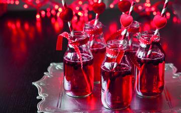 drink, cocktails, cranberry, bottle, svetlana kolpakova