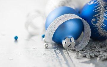 new year, balls, christmas, christmas decorations