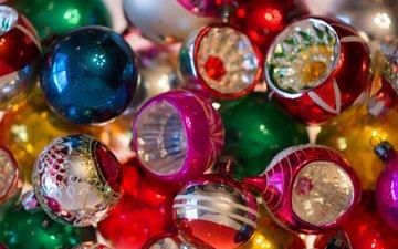 das neue jahr, kugeln, weihnachten, weihnachtsschmuck, heather keith